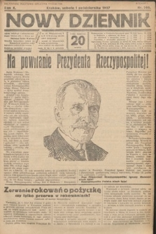 Nowy Dziennik. 1927, nr260
