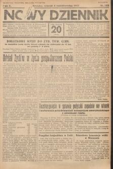 Nowy Dziennik. 1927, nr263