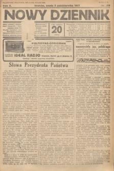 Nowy Dziennik. 1927, nr264