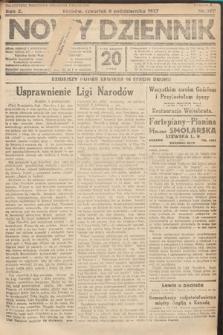 Nowy Dziennik. 1927, nr265