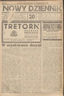Nowy Dziennik. 1927, nr268