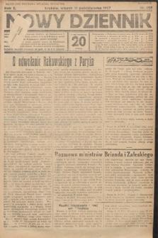 Nowy Dziennik. 1927, nr269