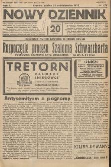 Nowy Dziennik. 1927, nr277