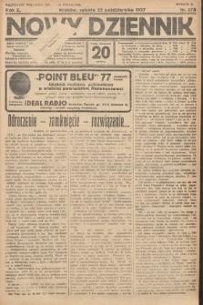 Nowy Dziennik. 1927, nr278