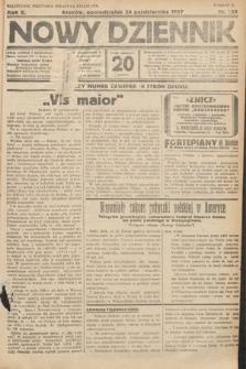 Nowy Dziennik. 1927, nr280