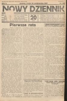 Nowy Dziennik. 1927, nr282