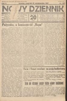 Nowy Dziennik. 1927, nr283