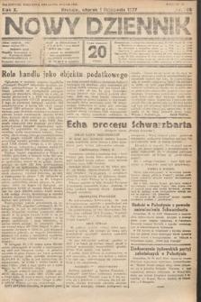 Nowy Dziennik. 1927, nr288