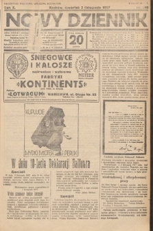 Nowy Dziennik. 1927, nr290