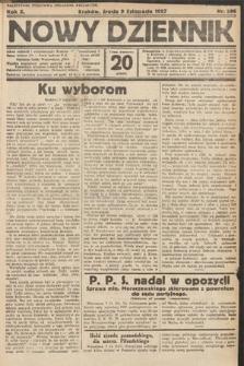 Nowy Dziennik. 1927, nr296