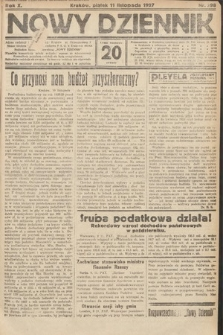 Nowy Dziennik. 1927, nr298