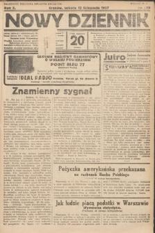 Nowy Dziennik. 1927, nr299