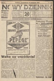 Nowy Dziennik. 1927, nr301