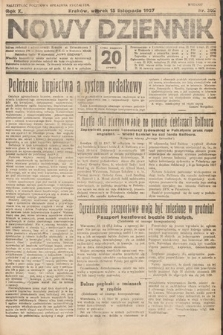 Nowy Dziennik. 1927, nr302