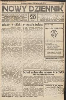Nowy Dziennik. 1927, nr306