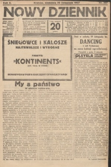 Nowy Dziennik. 1927, nr307