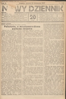 Nowy Dziennik. 1927, nr309