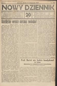Nowy Dziennik. 1927, nr310
