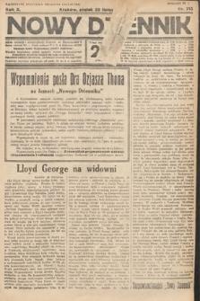 Nowy Dziennik. 1927, nr312