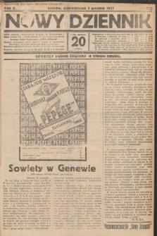Nowy Dziennik. 1927, nr322