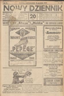 Nowy Dziennik. 1927, nr329