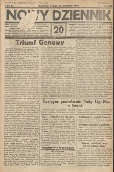 Nowy Dziennik. 1927, nr331