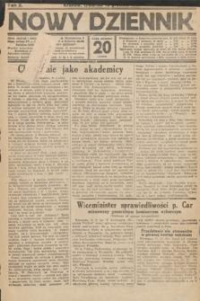 Nowy Dziennik. 1927, nr332
