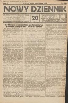 Nowy Dziennik. 1927, nr343