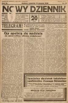 Nowy Dziennik. 1928, nr12