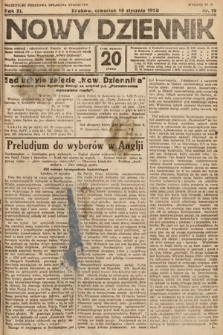 Nowy Dziennik. 1928, nr19