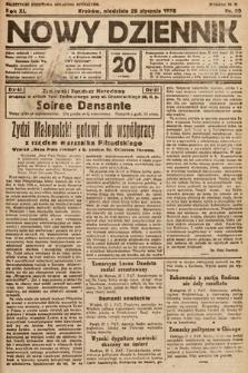 Nowy Dziennik. 1928, nr29