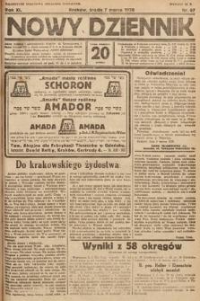 Nowy Dziennik. 1928, nr67
