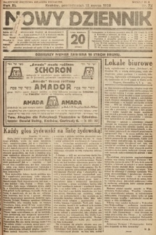 Nowy Dziennik. 1928, nr72