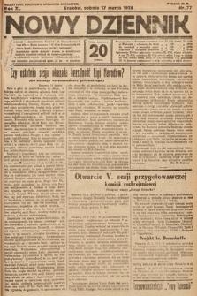 Nowy Dziennik. 1928, nr77