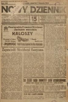 Nowy Dziennik. 1925, nr1