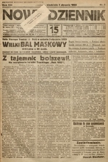 Nowy Dziennik. 1925, nr3