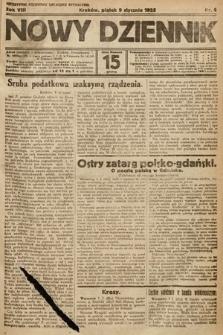 Nowy Dziennik. 1925, nr6