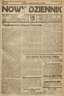 Nowy Dziennik. 1925, nr7