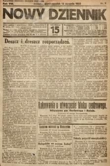 Nowy Dziennik. 1925, nr9