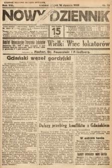 Nowy Dziennik. 1925, nr12
