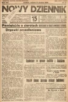 Nowy Dziennik. 1925, nr13