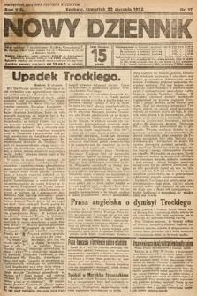 Nowy Dziennik. 1925, nr17