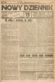 Nowy Dziennik. 1925, nr23