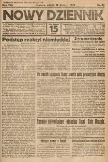 Nowy Dziennik. 1925, nr24
