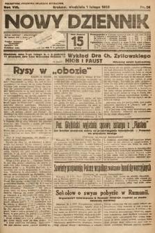 Nowy Dziennik. 1925, nr26