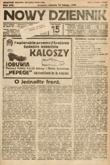 Nowy Dziennik. 1925, nr37