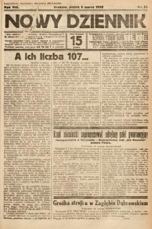Nowy Dziennik. 1925, nr54