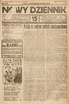 Nowy Dziennik. 1925, nr57