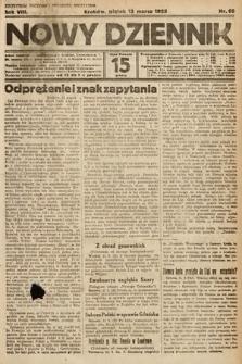 Nowy Dziennik. 1925, nr60