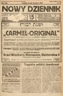 Nowy Dziennik. 1925, nr64